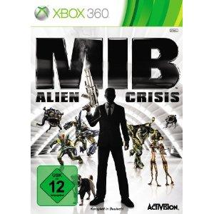 Men in Black: Alien Crisis [Xbox 360] - Der Packshot