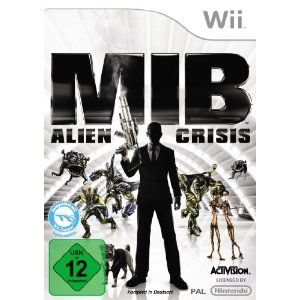 Men in Black: Alien Crisis [Xbox 360] - Der Packshot