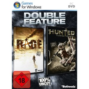 RAGE & Hunted - Double Feature [PC] - Der Packshot