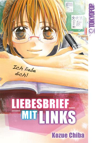 Liebesbrief mit links - Das Cover