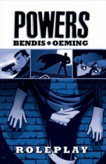 Powers 2: Rollenspiel - Das Cover