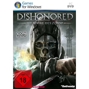 Dishonored: Die Maske des Zorns [PC] - Der Packshot
