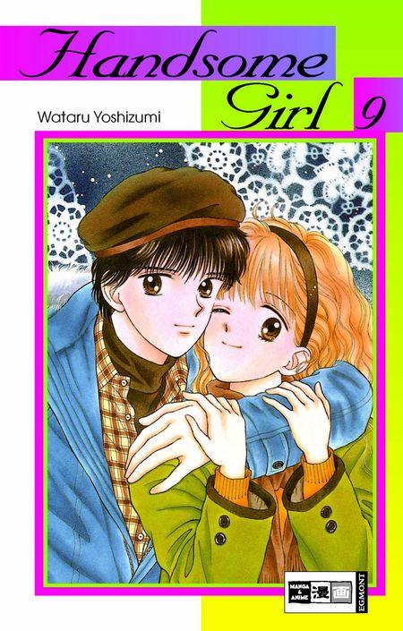 Handsome Girl 9 - Das Cover