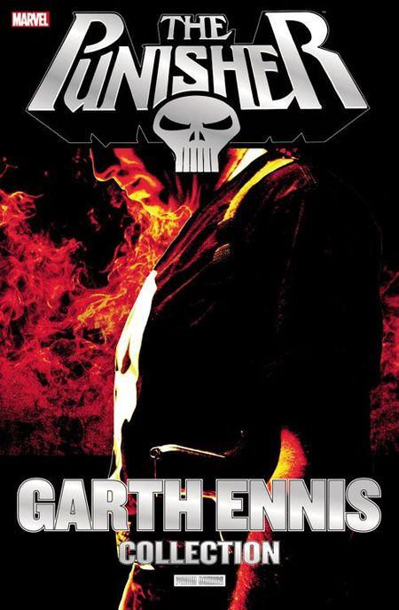 Punisher Garth Ennis Collection 10 SC - Das Cover