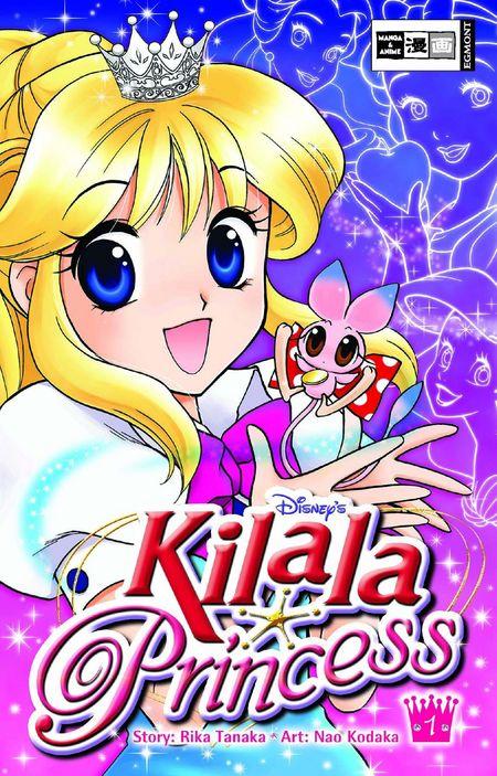 Kilala Princess 1 - Das Cover