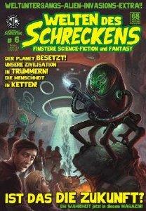 Welten des Schreckens 6 - Das Cover