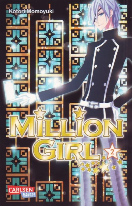 Million Girl 2 - Das Cover