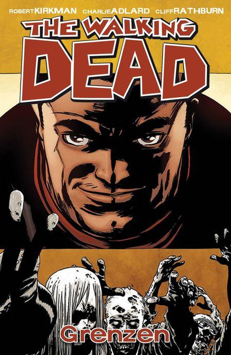 The Walking Dead 18: Grenzen - Das Cover