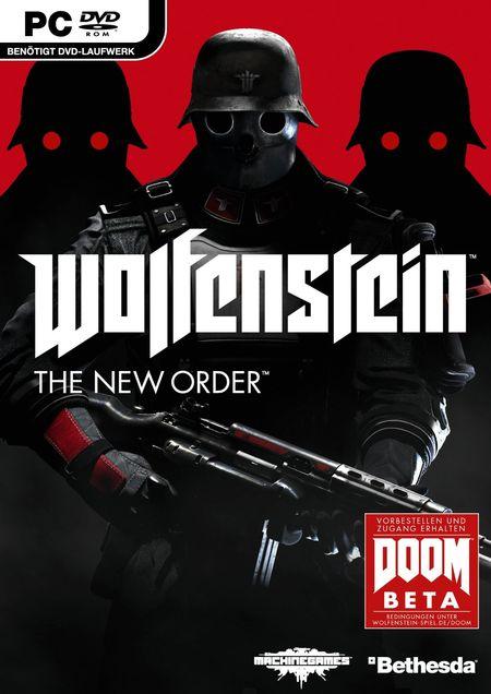 Wolfenstein : The New Order (PC) - Der Packshot