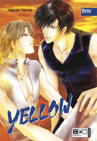 Yellow 3 - Das Cover