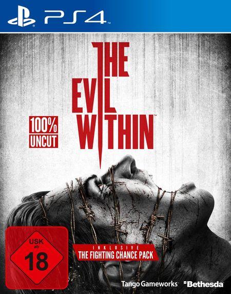 The Evil Within (PS4) - Der Packshot