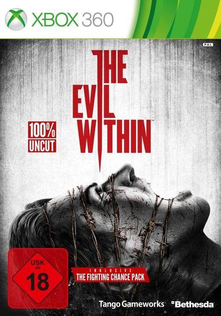The Evil Within (Xbox 360) - Der Packshot