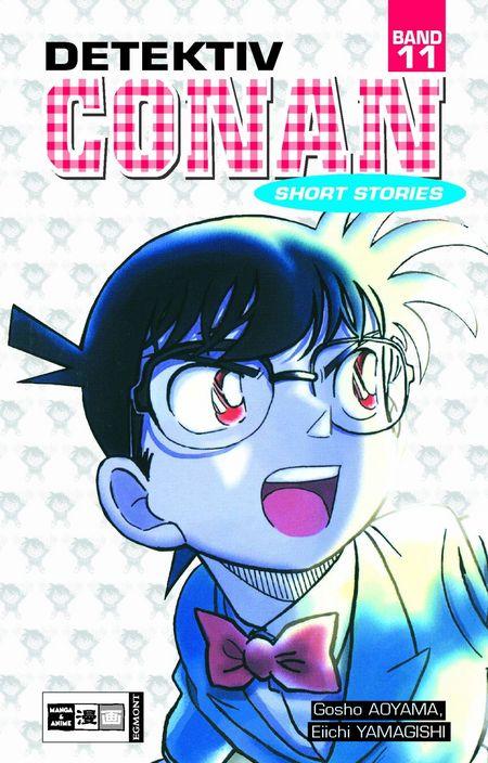 Detektiv Conan Short Stories 11 - Das Cover
