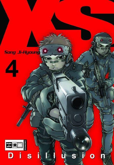 XS 4 - Das Cover
