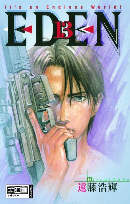 Eden 13 - Das Cover
