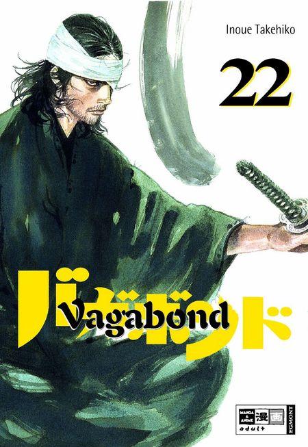 Vagabond 22 - Das Cover