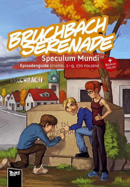 Bruchbach Serenade Speculum Mundi - Das Cover