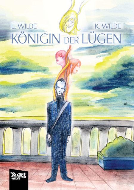 Königin der Lügen  - Das Cover