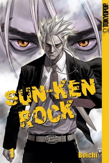Sun-Ken Rock 1 - Das Cover