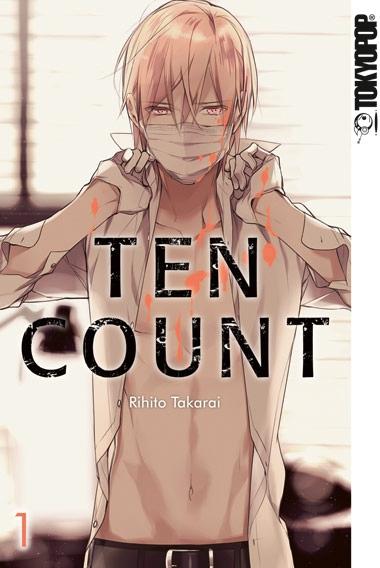 Ten Count 1 - Das Cover