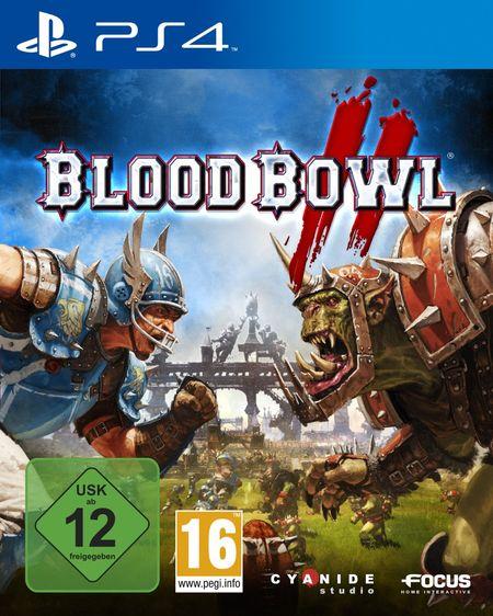 Blood Bowl 2 (PS4) - Der Packshot