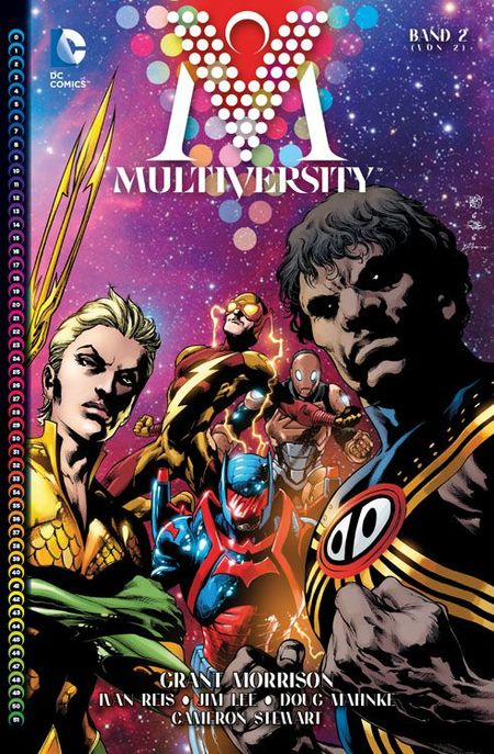 Multiversity Band 2 - Das Cover