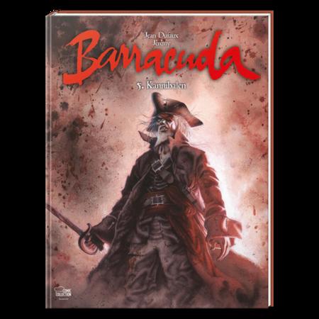 Barracuda 5: Kannibalen - Das Cover