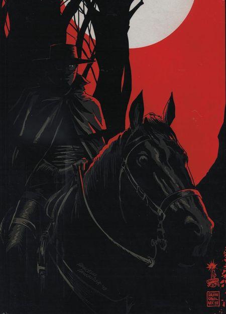 Zorro - Die Spur des Fuchses 1 - Das Cover