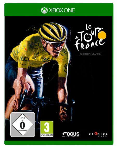 Tour de France 2016 (Xbox One) - Der Packshot