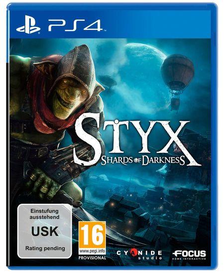 Styx - Shards of Darkness (PS4) - Der Packshot