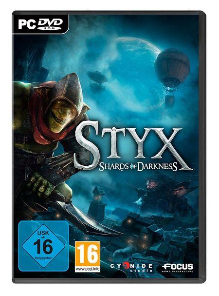 Styx - Shards of Darkness (PC) - Der Packshot