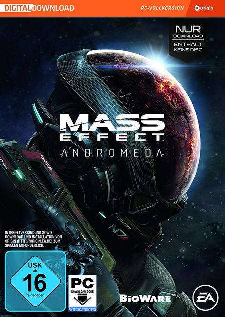 Mass Effect: Andromeda (PC) - Der Packshot