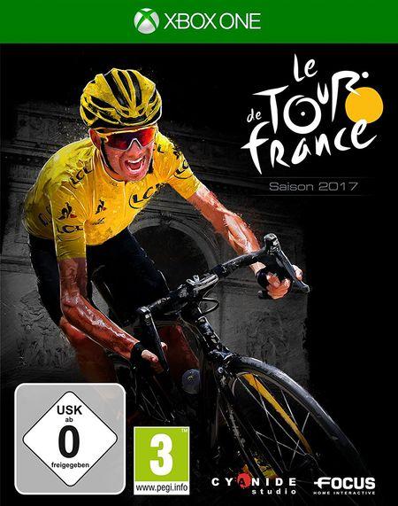 Tour de France 2017 (Xbox One) - Der Packshot
