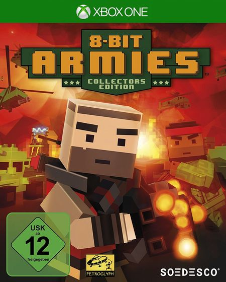 8 Bit Armies Collector's Edition (Xbox One) - Der Packshot