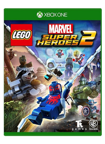 LEGO Marvel Superheroes 2 (Xbox One) - Der Packshot
