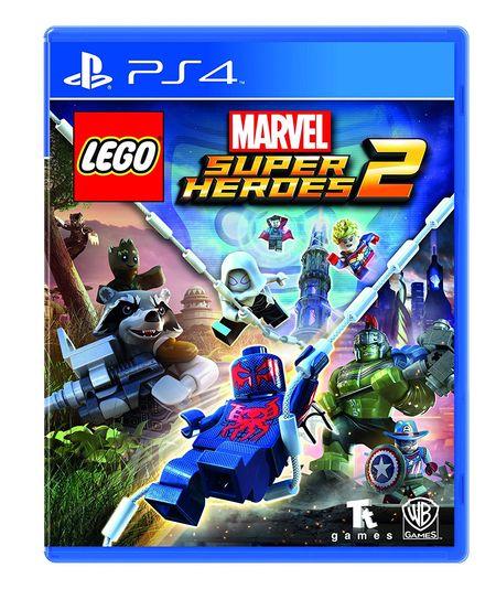 LEGO Marvel Superheroes 2 (PS4) - Der Packshot