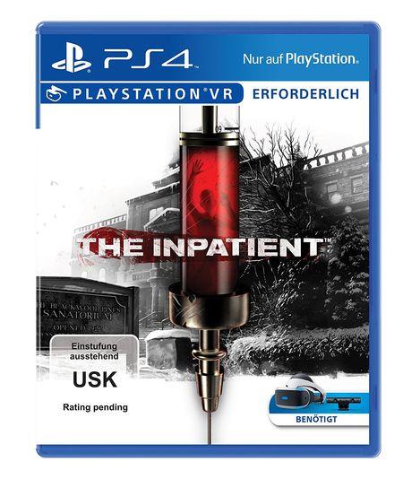 The Inpatient PSVR - Der Packshot