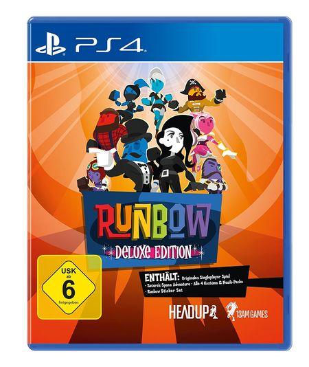 Runbow (PS4) - Der Packshot