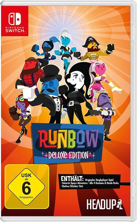 Runbow (Switch) - Der Packshot