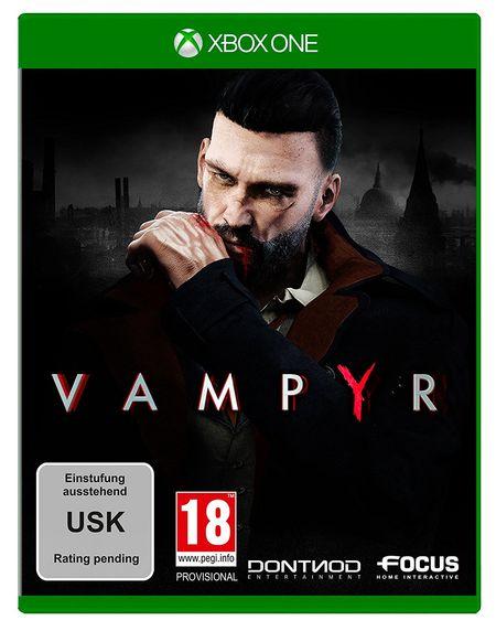Vampyr (Xbox One) - Der Packshot