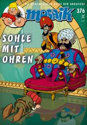 Mosaik 376 - Das Cover