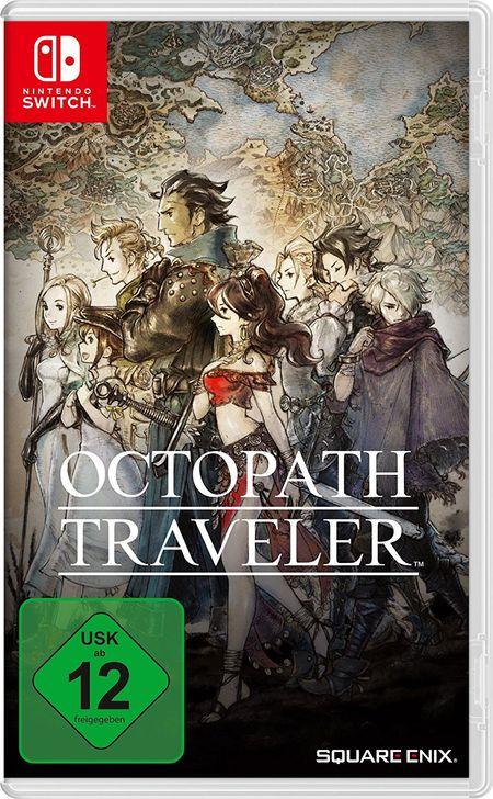 Project Octopath Traveler (Switch) - Der Packshot