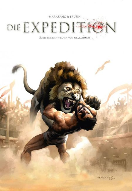 Die Expedition 3 - Das Cover
