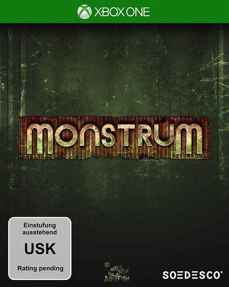 Monstrum (Xbox One) - Der Packshot