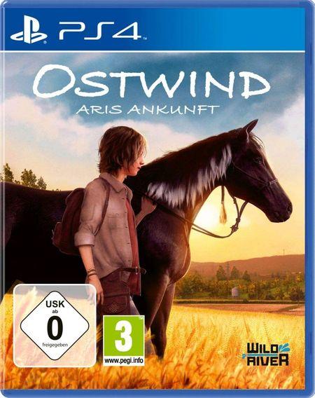 Ostwind - Aris Ankunft (PS4) - Der Packshot