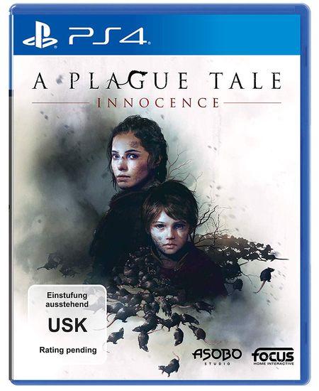 A Plague Tale Innocence (Ps4) - Der Packshot