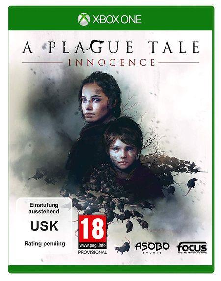 A Plague Tale Innocence (Xbox One) - Der Packshot
