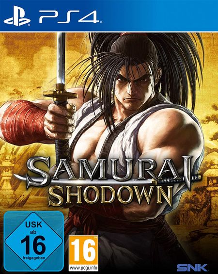 Samurai Shodown (PS4) - Der Packshot