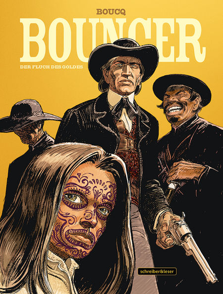 Bouncer 10 - Das Cover