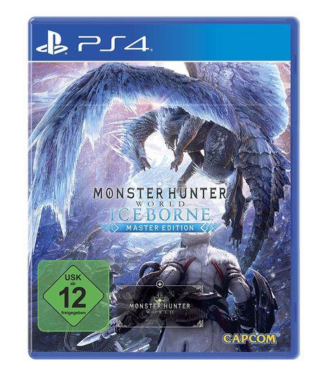 Monster Hunter World: Iceborne (PS4) - Der Packshot